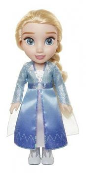 Boneca Articulada Frozen Elsa Vestido De Luxo Mimo 6484