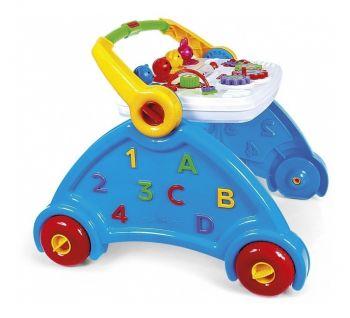 Andador Didático Musical Educativo Mesa Bebê