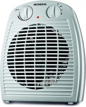 Aquecedor De Ar Mondial 2 Temperaturas 1500w A08 9660