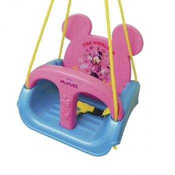 Balanço Infantil Disney Minnie 3x1 Até 36 Meses - Xalingo