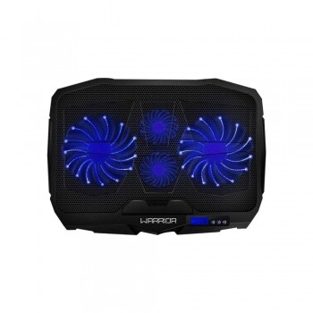 Base Cooler Gamer Notebook Multilaser Com Led Azul Ac332