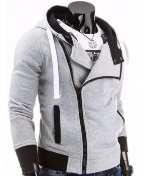 Blusa Moletom Casaco Assassin´s Creed Slim Fit Bl008