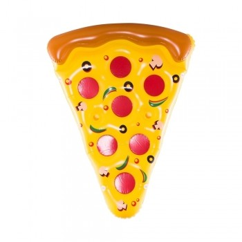 Boia Inflável Gigante Pizza Bel Lazer