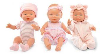 Boneca Bebê Recém Nascido Newborn Engorda De Verdade - Roma
