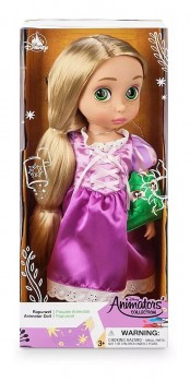 Boneca Rapunzel Enrolados Animators Disney Store