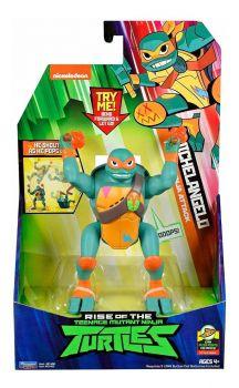 Boneco Action Figure Tartarugas Ninjas Michelangelo Com Som 2041