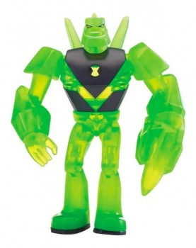 Boneco Ben 10 Diamante Fora Do Omnitrix Playmates Sunny
