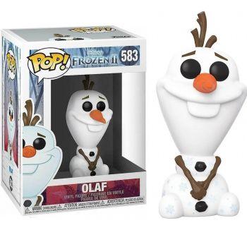 Boneco Funko Pop 583 Olaf Frozen Ii Disney
