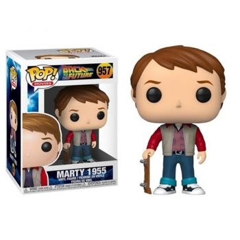 Boneco Funko Pop Back To The Future Marty 1955 - #957