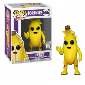 Boneco Funko Pop Games Fortnite Peely Banana 566