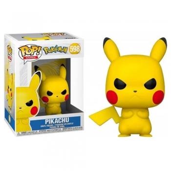 Boneco Funko Pop Games Pokémon Pikachu 598