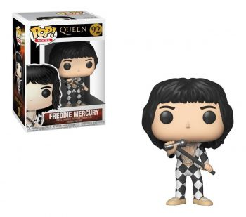 Boneco Funko Pop! Rocks - Queen - Freddie Mercury #92