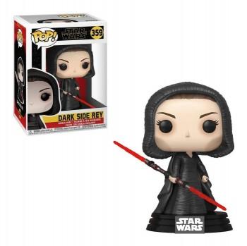 Boneco Funko Pop Star Wars Dark Side Rey 359