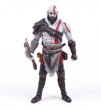 Boneco Kratos God Of War 4 - Action Figure