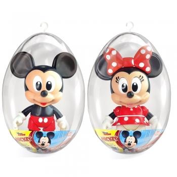 Boneco No Ovo Personagens Disney - Líder Brinquedos