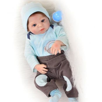 Boneco Reborn Bebê Real Menino Felipe
