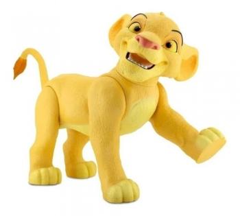 Boneco Simba O Rei Leão 55 cm Original - Mimo  0420