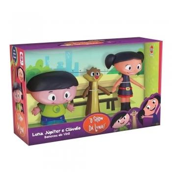 Bonecos Show Da Luna Kit 278 - Lider Brinquedos