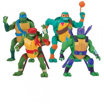 Bonecos Tartarugas Ninjas Figuras Em Ação C/ Som 2041