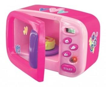 Brinquedo Baby Alive Microondas Com Sons E Luzes Lider 313
