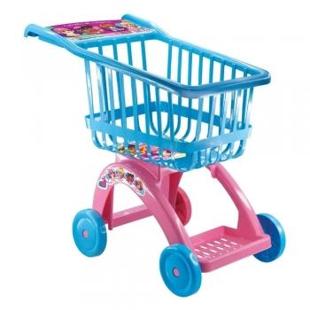 Brinquedo Carrinho De Compras Supermercado Feirinha Infantil