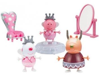 Brinquedo Cenário De Ballet Da Peppa Pig Playset Sunny 2322