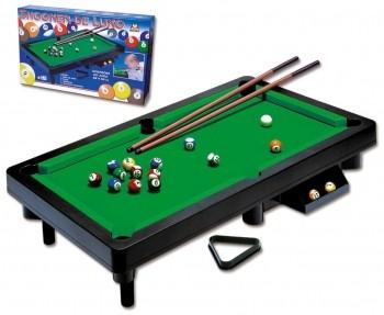 Brinquedo Jogo Mesa De Sinuca Snooker De Luxo - Braskit