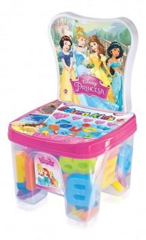Cadeira Educativa Educakids Frozen Princesas Disney ToyStory SpiderMan Mundo Bita