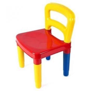 Cadeira Infantil Para Mesa Poliplac Infantil - Cadeirinha