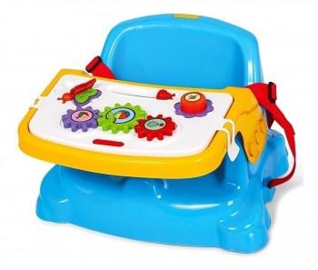 Cadeira Papinha Refeição Mesa Didática Menino Menina Bebê Segura