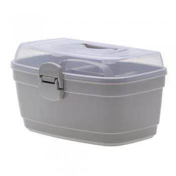 Caixa Organizadora Box Para Linhas Esmalte Maquiagem Pesca Tam G