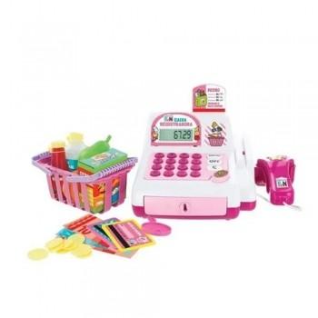 Caixa Registradora Brinquedo Infantil C Luz Som E Acessórios