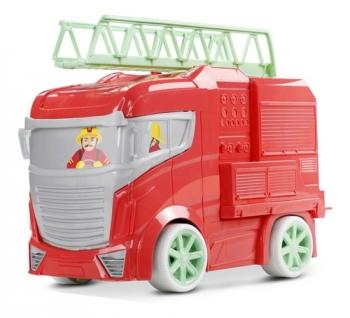 Caminhão Infantil Baby Truck Bombeiro 0220 - Roma Brinquedos