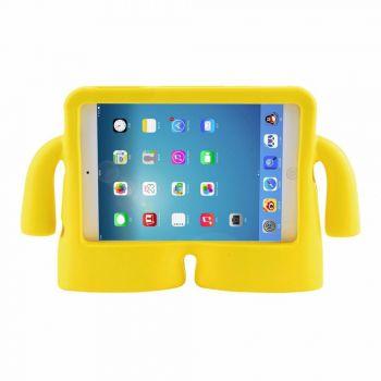 Capa Case Iguy Ipad Mini 1 2 3 4 Ultra Proteção Infantil Amarela