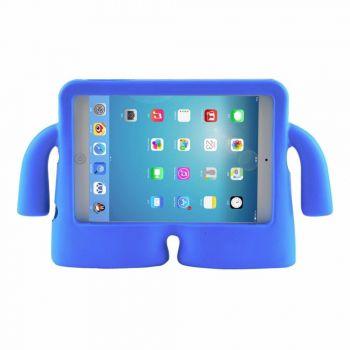 Capa Case Iguy Ipad Mini 1 2 3 4 Ultra Proteção Infantil Azul