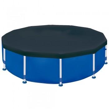 Capa Para Piscina Circular 4500 Litros Azul 1406 Mor