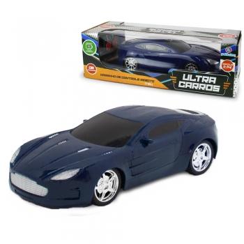 Carrinho Controle Remoto Aston Martin - Recarregável - 1:14