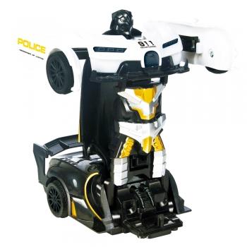 Carrinho Controle Remoto Transformers Changebot - Polibrinq