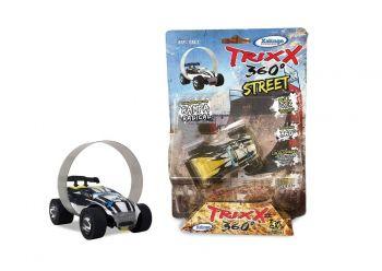 Carrinho Maluco Trixx Giro 360º Street Xalingo Carros Acrobáticos