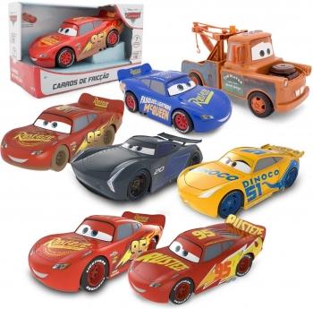 Carrinhos Básicos Personagens Do Filme Disney Carros 3 Toyng