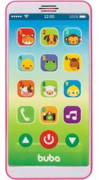 Celular Infantil Telefone Baby Phone Menino Menina Buba