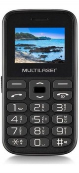 Celular Para Idoso Vita Dual Chip Bluetooth Teclas Grandes
