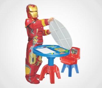 Centro De Atividades Avengers - Líder Brinquedos