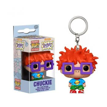 Chaveiro Funko Pop Keychain Rugrats Chuckie