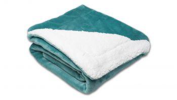 Cobertor De Bebe Menino Menina Berço 1,10x90cm Sherpa Sultan