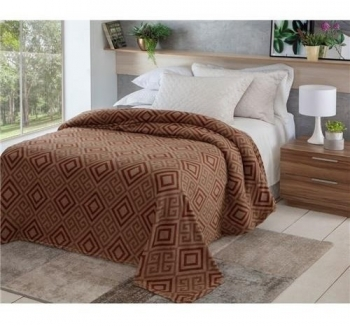 Cobertor Manta King Microfibra Jolitex Anti Alérgico Promoção Estampada