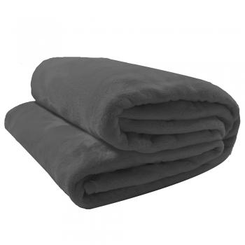 Cobertor Velour 300G Manta King-Size 260x240 Microfibra Camesa  Neo