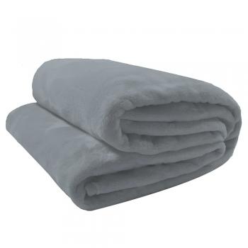 Cobertor Velour 300G Manta Casal 2,20X1,80m Microfibra Camesa Neo