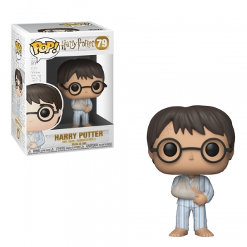 Colecionável Boneco Funko Pop! Harry Potter In Pj's #79