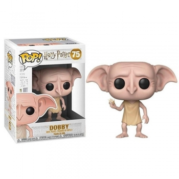 Dobby #75 Pop Funko Harry Potter Com Inmetro